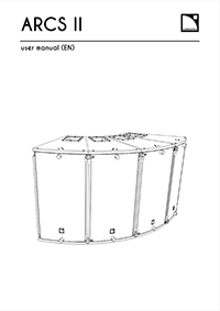 L-Acoustics ARCS II User manual downloaden
